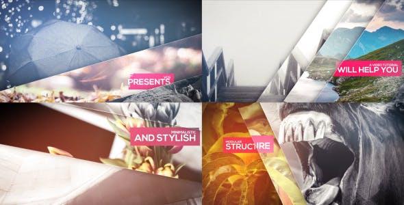 Videohive Epic Slides Montage 12370312