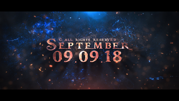 Videohive Epic Song - Teaser 21683832
