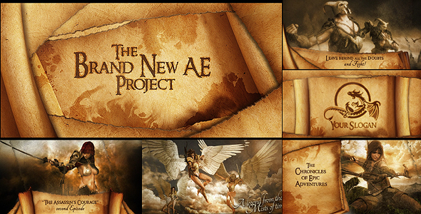 Videohive Epic Story Trailer 12677558