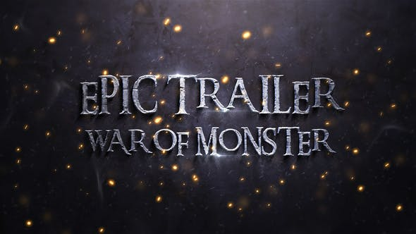 Videohive Epic Trailer 21946314