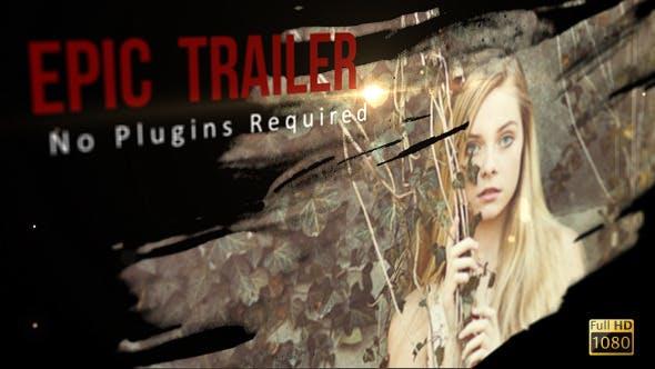 Videohive Epic Trailer 4463064