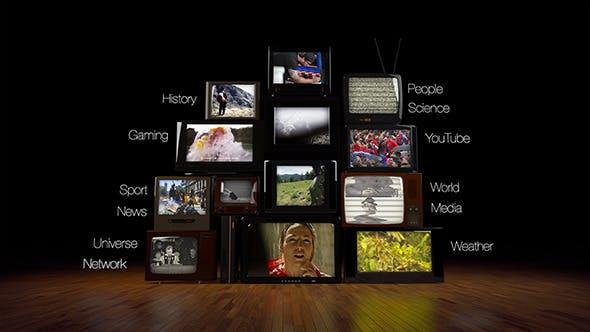 Videohive Epic Tv Opener 7049185