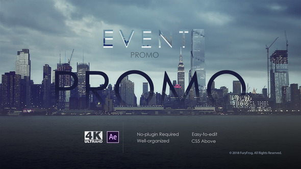 Videohive Event Promo 21787528