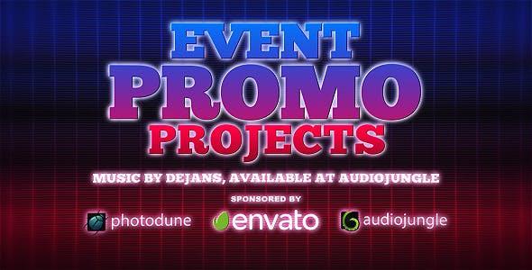 Videohive Event Promo 8130711