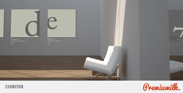 Videohive Exhibition 501178