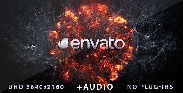 Videohive Explosion Logo Reveal 20576166