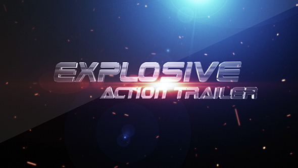 Videohive Explosive Action Trailer 14883217