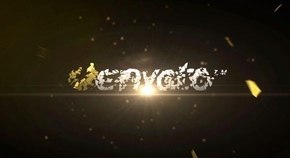 Videohive Explosive Logo 4445912