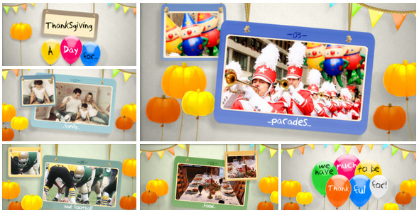 Videohive Expresso Thanksgiving Day 02