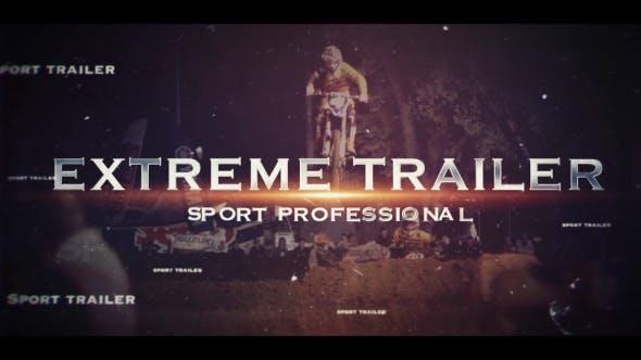 Videohive Extreme Glitch Trailer 14090030
