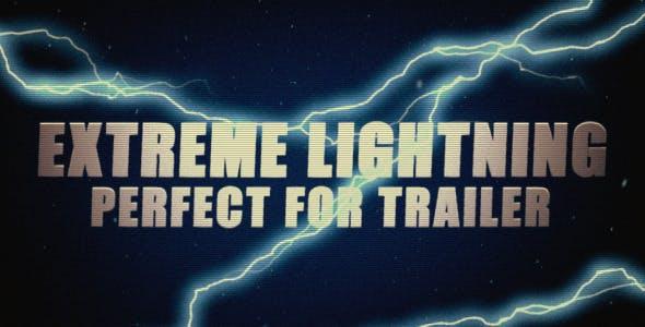 Videohive Extreme Lightning 4046508