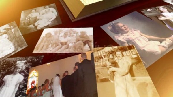Videohive Family Photo Album Slideshow
