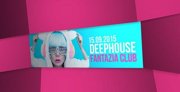 Videohive Fantazia Club Promo 12630197