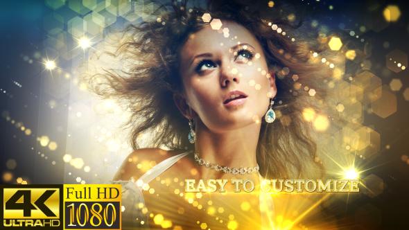 Videohive Fashion Glitters Promo 20630786