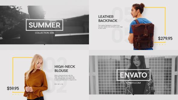 Videohive Fashion Market 15896163