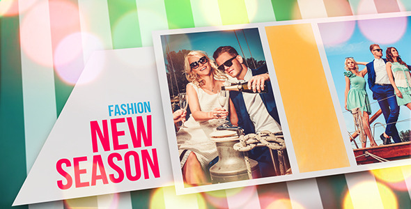 Videohive Fashion New Season