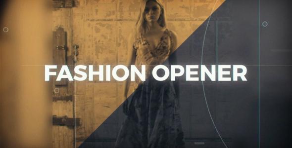 Videohive Fashion Opener 21086851