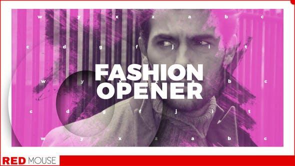 Videohive Fashion Opener 22122483