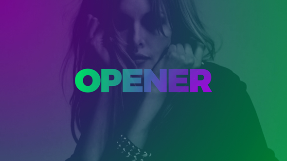 Videohive Fashion Opener Dynamic Promo 20722486