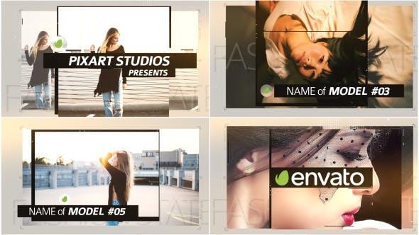 Videohive Fashion Promo 13627945