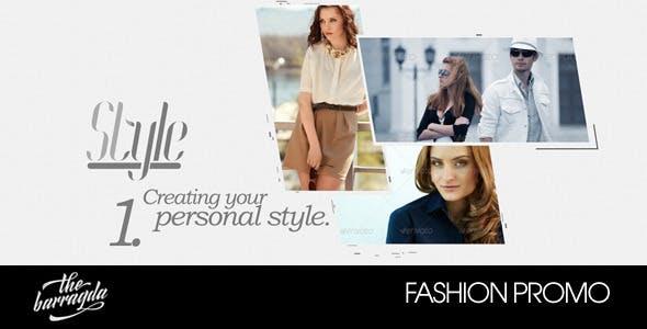 Videohive Fashion Promo 5517074