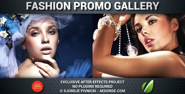 Videohive Fashion Promo Gallery 5171269