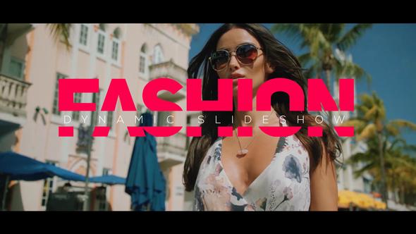 Videohive Fashion Slideshow 22526065