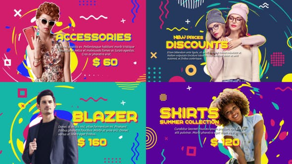 Videohive Fashion Top 10 Countdown 27513319