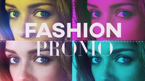 Videohive Fashion Week Promo 19296407