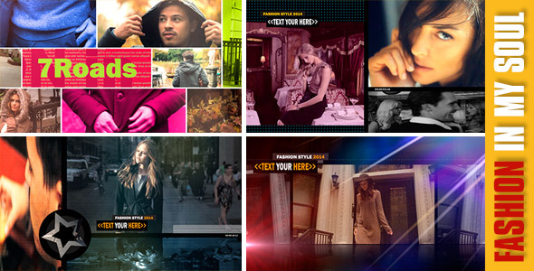 Videohive Fashion in My Soul 7423063
