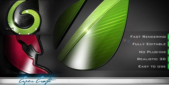 Videohive Fast 3D Logo Maker 3863966