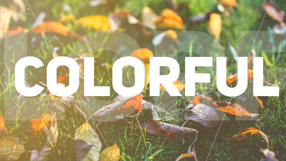 Videohive Fast Colorful Opener 15774656