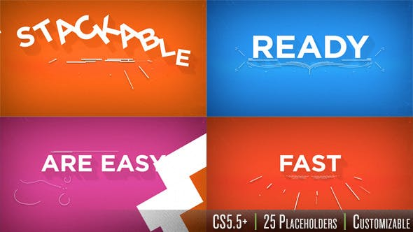 Videohive Fast Dynamic Fun Type 7376583