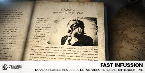 Videohive Fast Infusion 10277815