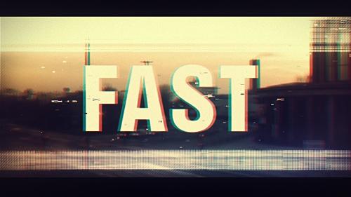 Videohive Fast Intro 20397719