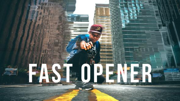 Videohive Fast Opener 19881498