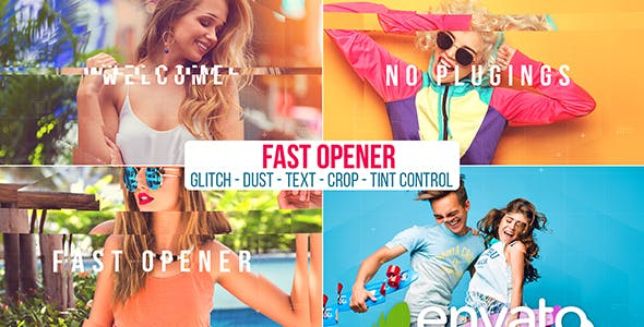 Videohive Fast Opener 20127013