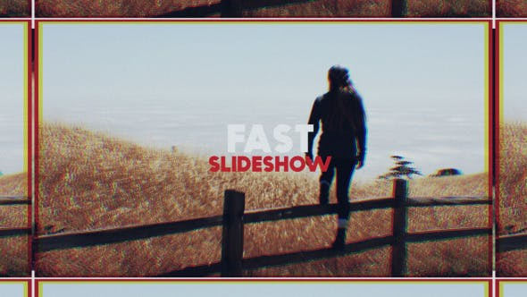 Videohive Fast Slideshow 13177471