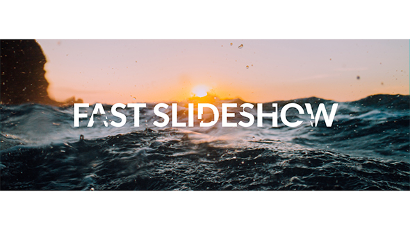 Videohive Fast Slideshow 19813615