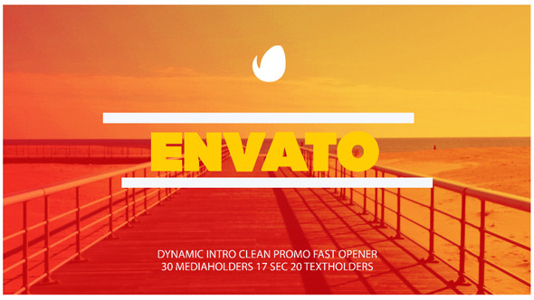 Videohive Fast Typo Opener 12349006