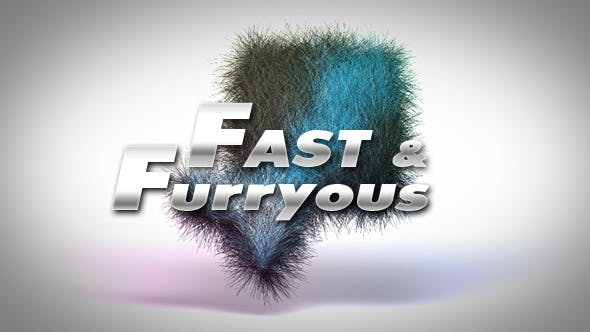 Videohive Fast and Furryous 7606179