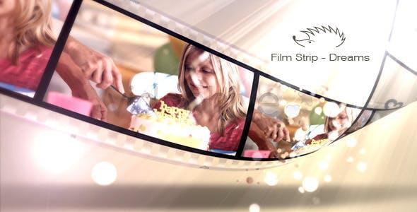 Videohive Film Strip - Dreams 4572693