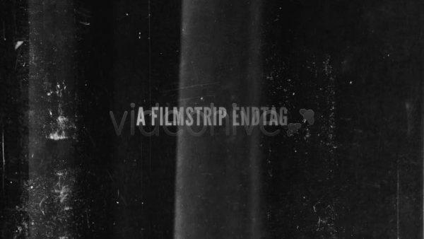 Videohive Film strip Endtag