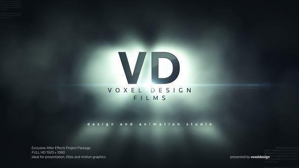Videohive Films Logo Reveals 22269446