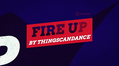 Videohive Fire Up Promo 20015991