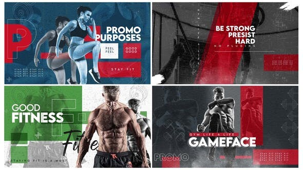 Videohive Fitness Gym Promo And Countdown 26796695
