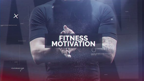 Videohive Fitness Motivation 22335256