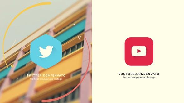 Videohive Flat Logo Reveals 20995660