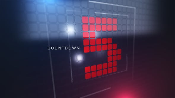 Videohive Flip Countdown 23859983