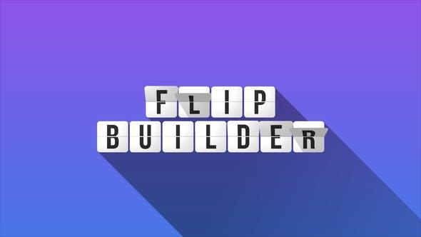 Videohive Flip Counter Creator 19327532